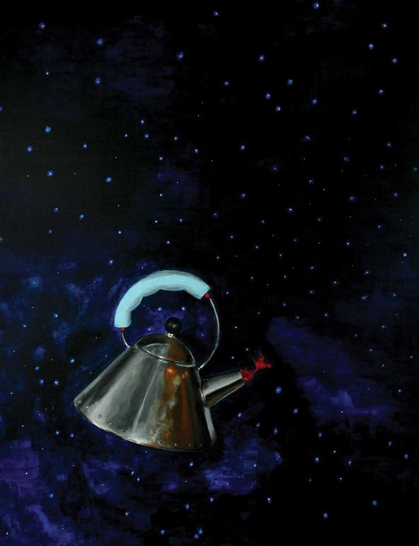 La Licorne Rose Invisible (IPU Invisible Pink Unicorn) Teapot11