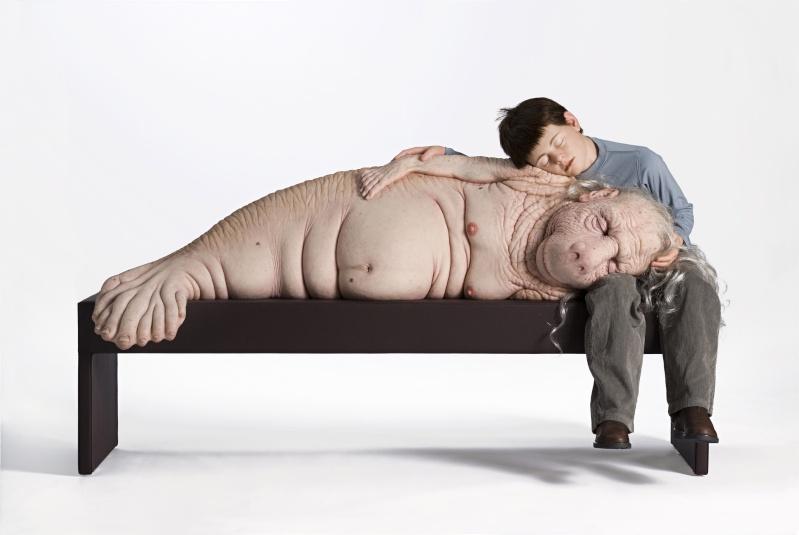 Sculptures hyperréalistes Thelon10