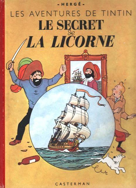 La Licorne Rose Invisible (IPU Invisible Pink Unicorn) Tintin10