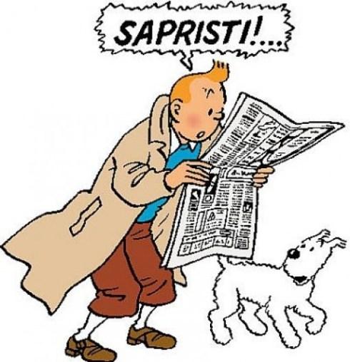 Mardi 23 août 2011 - Khadafi et DSK Tintin13
