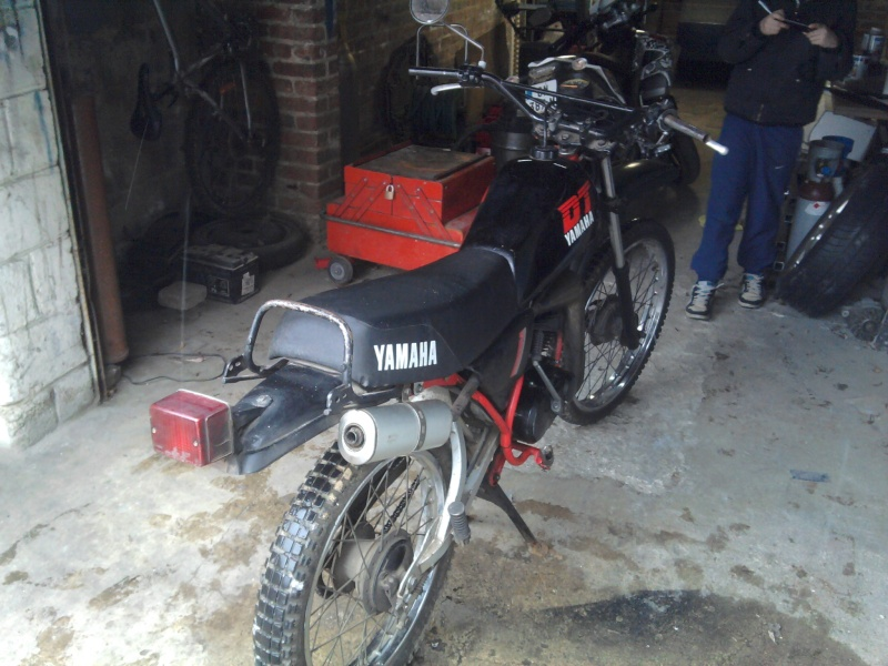 DT 50 MX 2013-012