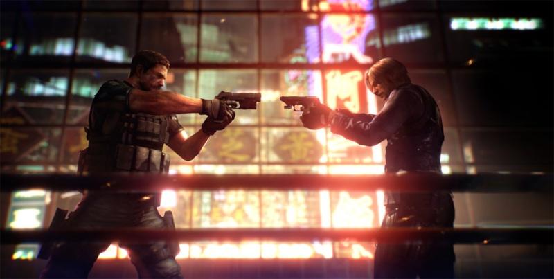 TEST Resident Evil 6 Artwor10