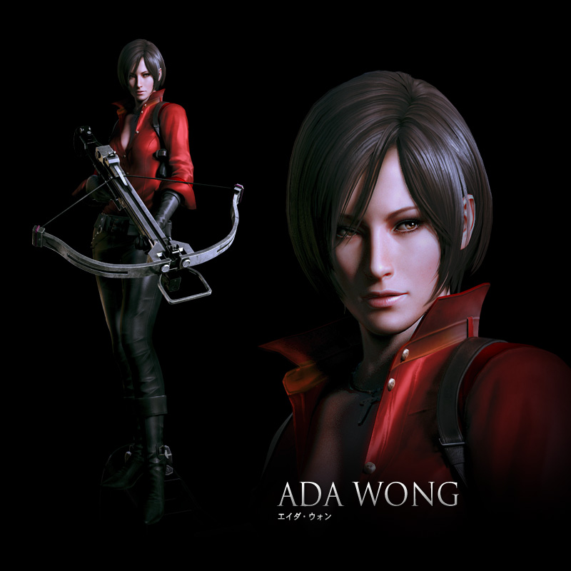 TEST Resident Evil 6 Cg_ada10