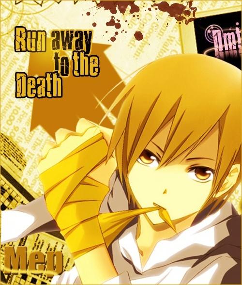 [MEP]Runaway to the death Mep_dm10