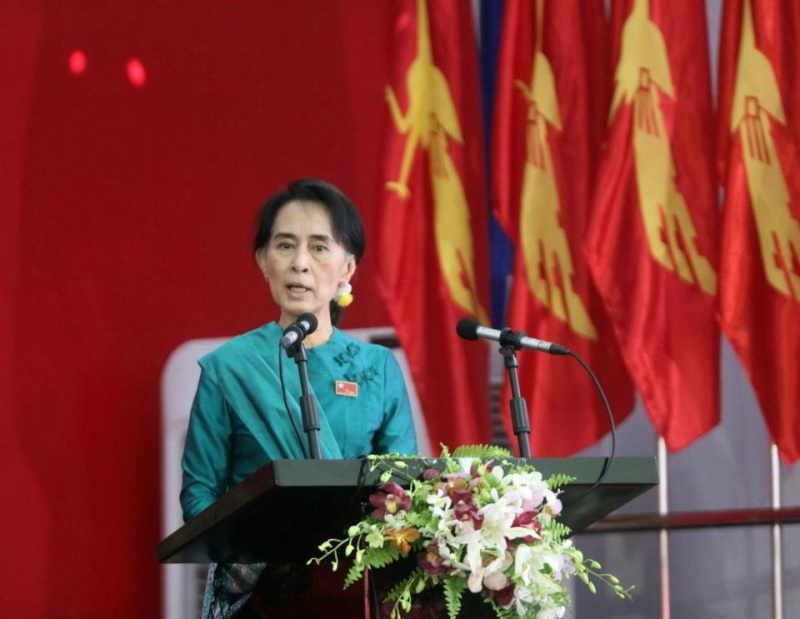 Daw Aung San Suu Kyi - Page 4 20855610