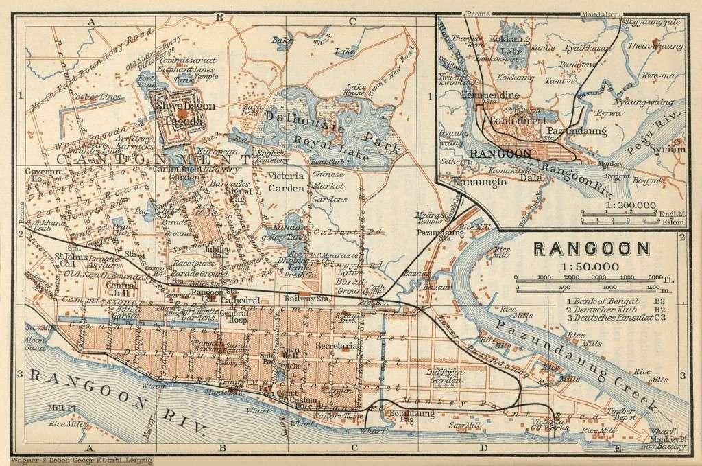 Rangoon, la prochaine Singapour ? 61444112