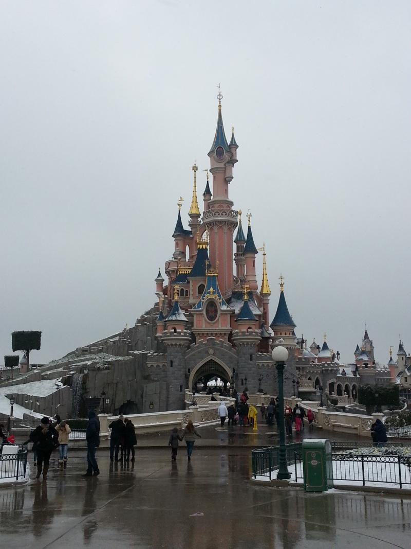 TR de mon sejour du 12 au 13/03 au futuroscope......... mais non à Disneyland Paris !! 20130313