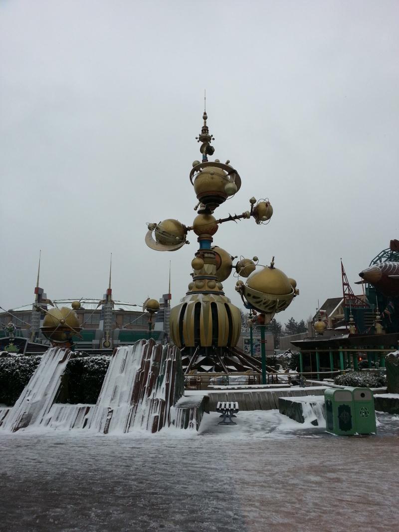 TR de mon sejour du 12 au 13/03 au futuroscope......... mais non à Disneyland Paris !! 20130315
