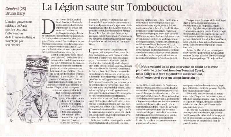 Mali : bon sens et clairvoyance Tambou10