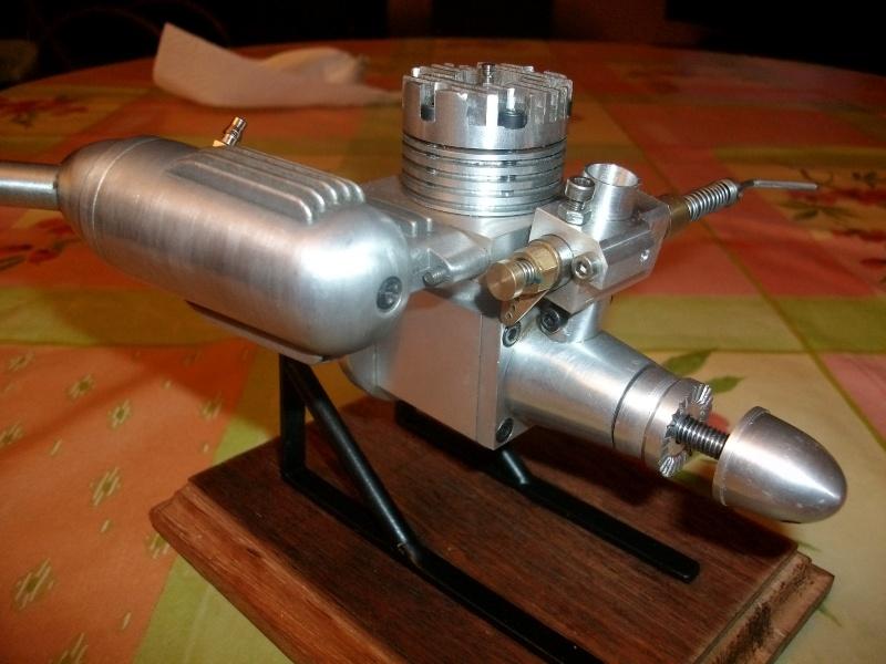 moteur 2 temps 4,06 cm3 01310