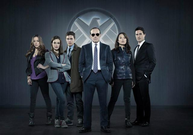 Serie - (Marvel's) Agents of S.H.I.E.L.D. Marvel10