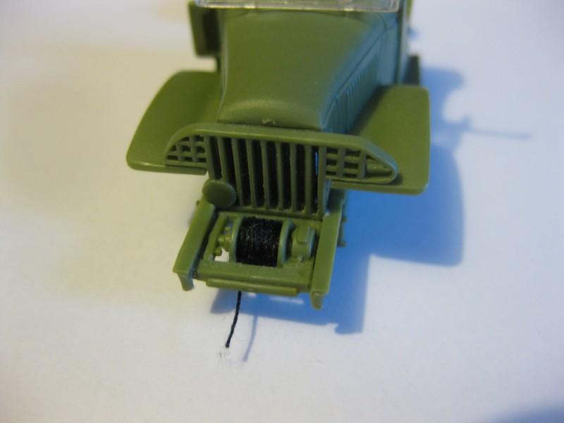 GMC CCKW 353 Truck [Airfix/Heller, 1/72 ] Photo_14