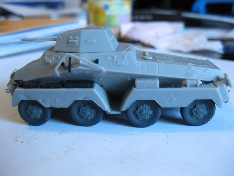 Sd.Kfz.231 (8-rad) [Roden; 1/72] Photo_19
