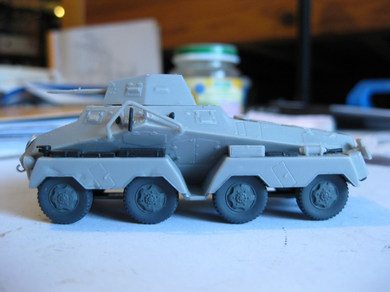 Sd.Kfz.231 (8-rad) [Roden; 1/72] Photo_20