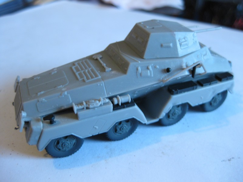 Sd.Kfz.231 (8-rad) [Roden; 1/72] Photo_22
