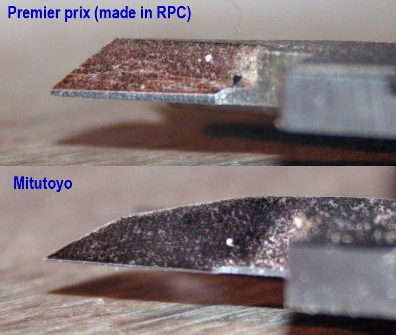 Paramètres de coupe Becs_p10