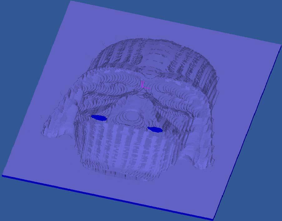 [Cambam - Usinage 3D] Vador Cv110