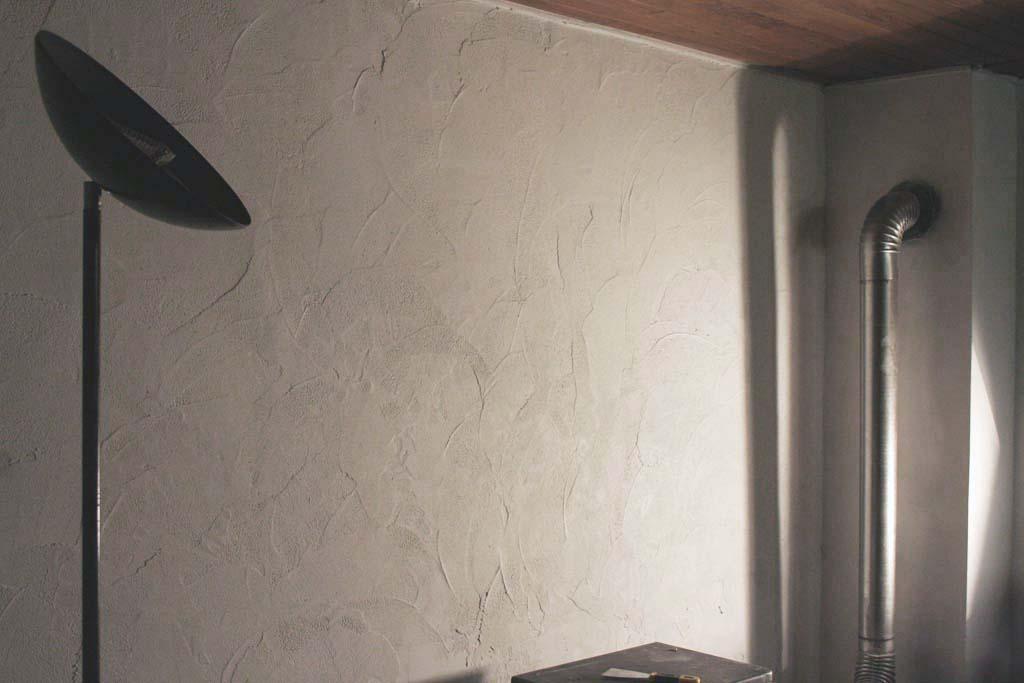 [Réalisation] - Réfection pièce à vivre (Enduit à cirer / parement pierres / boiseries) M-endu11