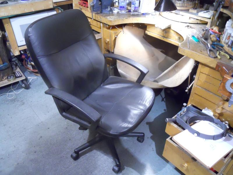 Mon fauteuil ......d'établi 12810
