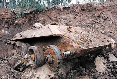 un t-34 en israel 13727610