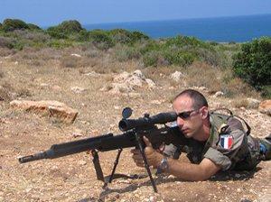 Le fusil de précision FR-F1 22408410