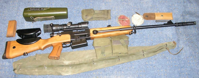 Le fusil de précision FR-F1 Fr20f110