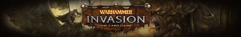 COUNTDOWN TO EXTINCTION : Warhammer Invasion EVENT à Bruxelles  Banner10