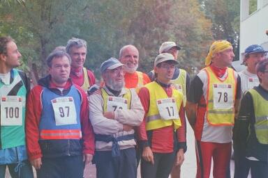 Hommage à Jojo - De Bernard Thanron à un autre marcheur 0037-610