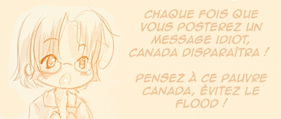 Le jeu des cosplay's - Page 11 Canada10