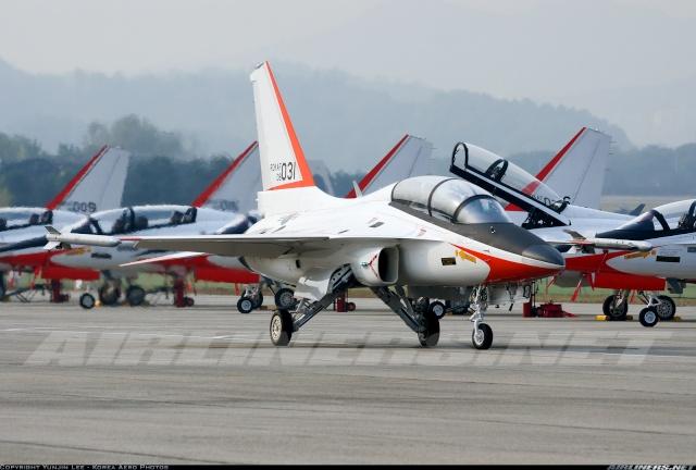 ROKAF T-50 Advanced Trainer 1-48 16076310