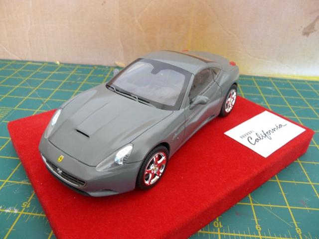 Ferrari California 1-24 Revell P1080310