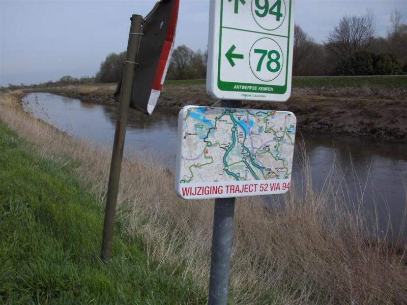 Dijle 02 (Dyle) Werchter - Mechelen - Zennegat - Rupel (Dijlepad) 94-97_11