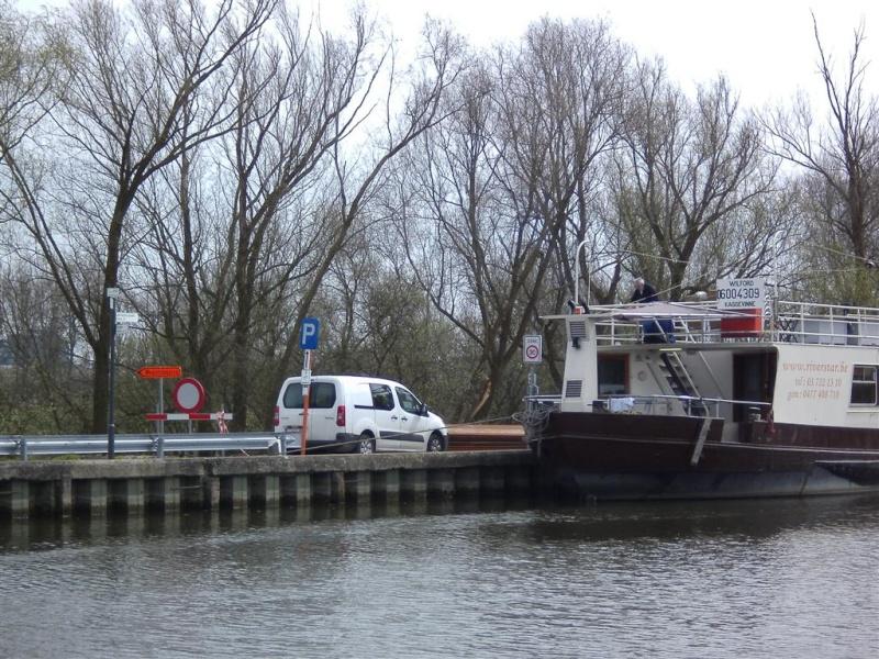 Dijle 02 (Dyle) Werchter - Mechelen - Zennegat - Rupel (Dijlepad) Canal_10