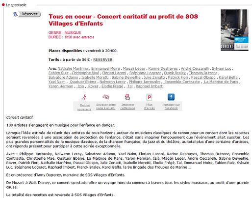 """Concert """"Tous en coeur"""" au Théâtre du Châtelet à Paris (13 sept 2013) 110"""