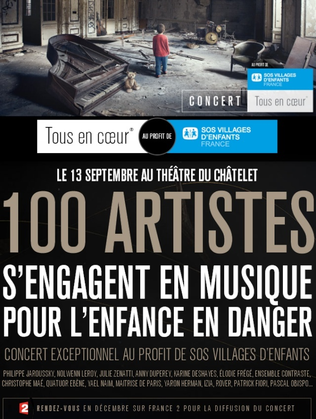"""Concert """"Tous en coeur"""" au Théâtre du Châtelet à Paris (13 sept 2013) 133"""