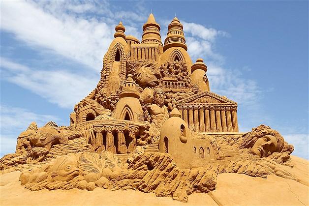 Château de sable Chatea11