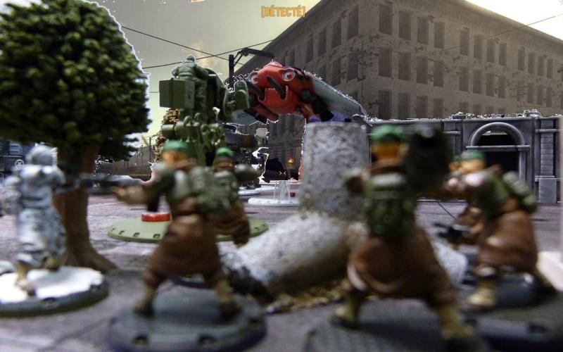 26 AVRIL 1947 : Les Alliés attaquent Trida. Montag10