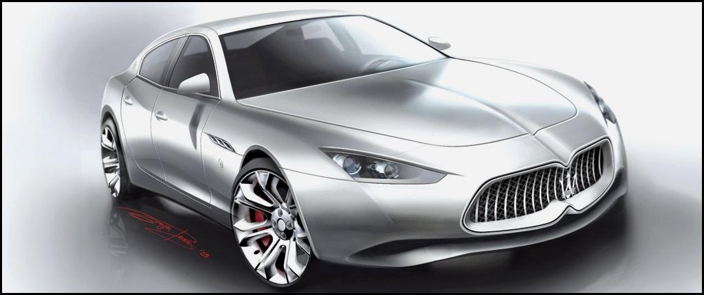 2014 - [Maserati] Ghibli - Page 5 Ghibli10