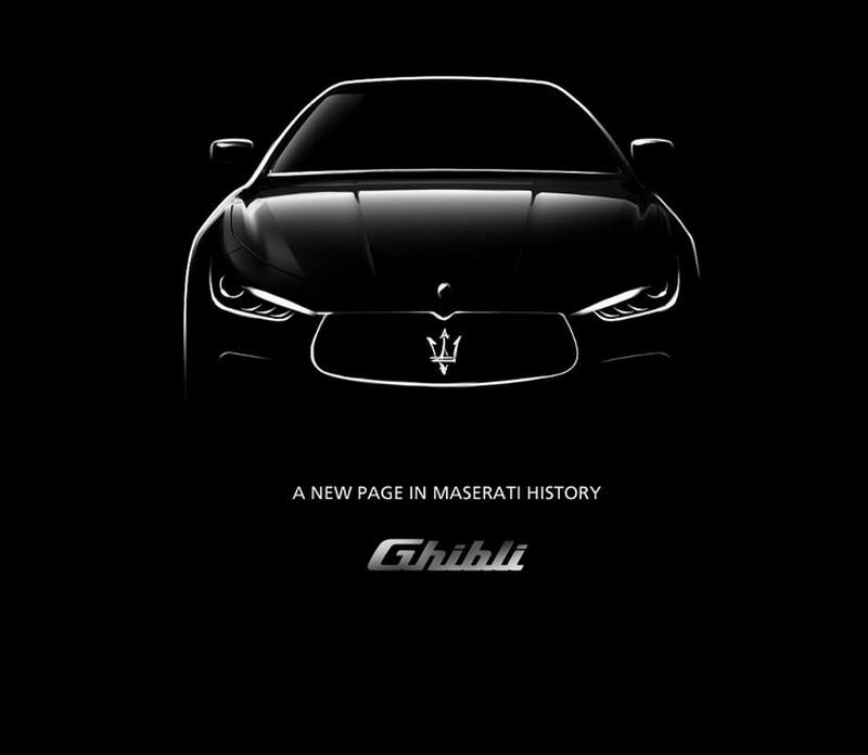2014 - [Maserati] Ghibli - Page 5 Masera11