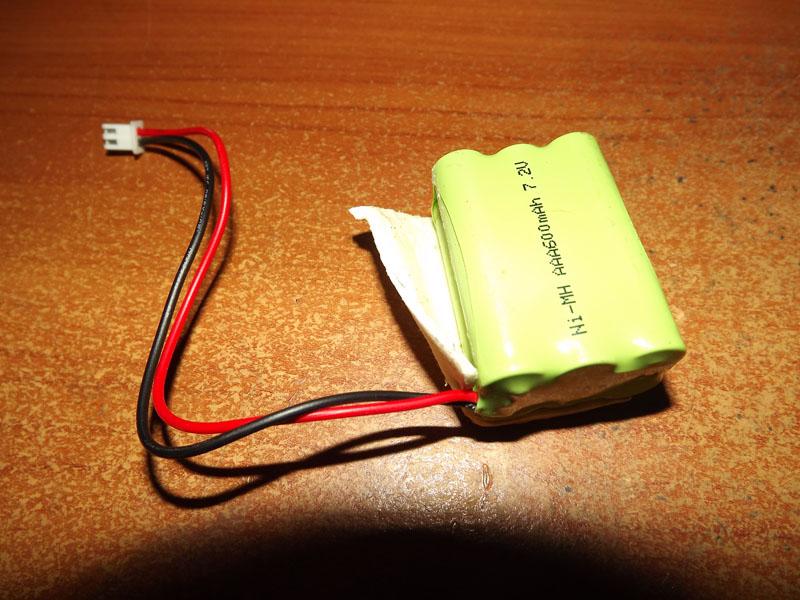 Batterie de dépannage pour chrony Dscf1310