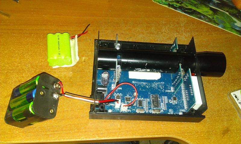Batterie de dépannage pour chrony Wp_20110