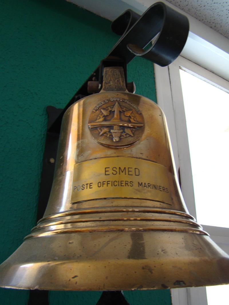 [Autres sujets marine] Les cloches de nos bâtiments (Armés et désarmés) 17_4_210