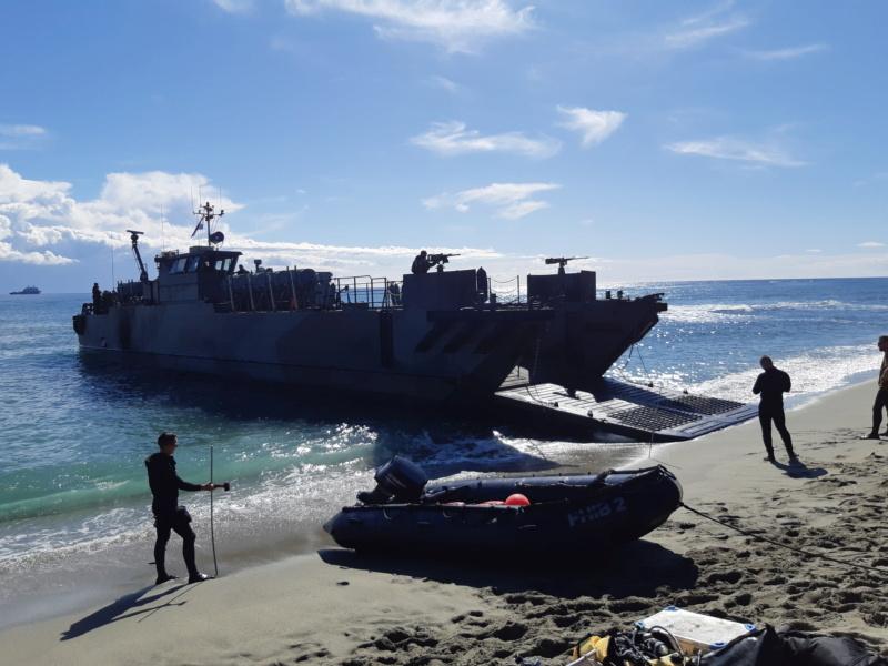 [Les Ports Militaires de Métropole] Toulon Exercice Dynamic Mariner 20 50422511