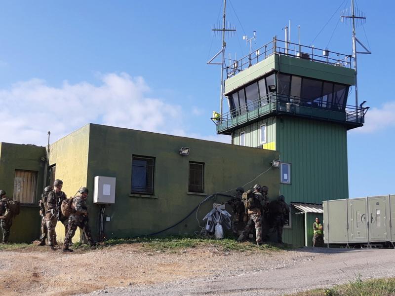 [Les Ports Militaires de Métropole] Toulon Exercice Dynamic Mariner 20 50422712