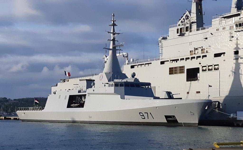 [Les ports militaires de métropole] Port de Toulon - TOME 1 - Page 41 50531110