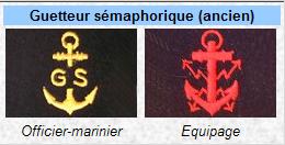 [ Logos - Tapes - Insignes ] Insigne de brevet de qualification aux opérations amphibies Gs1010
