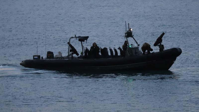 [Les Ports Militaires de Métropole] Toulon Exercice Dynamic Mariner 20 Img_3413