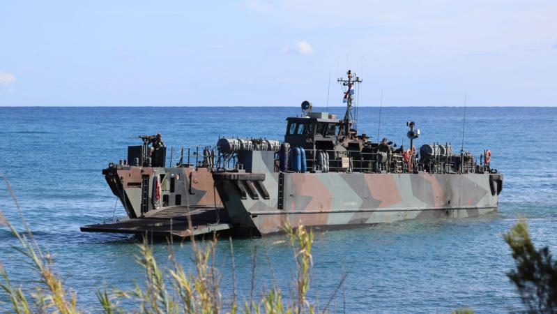 [Les Ports Militaires de Métropole] Toulon Exercice Dynamic Mariner 20 Img_3513