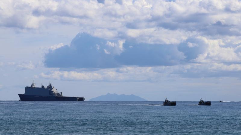 [Les Ports Militaires de Métropole] Toulon Exercice Dynamic Mariner 20 Img_3514