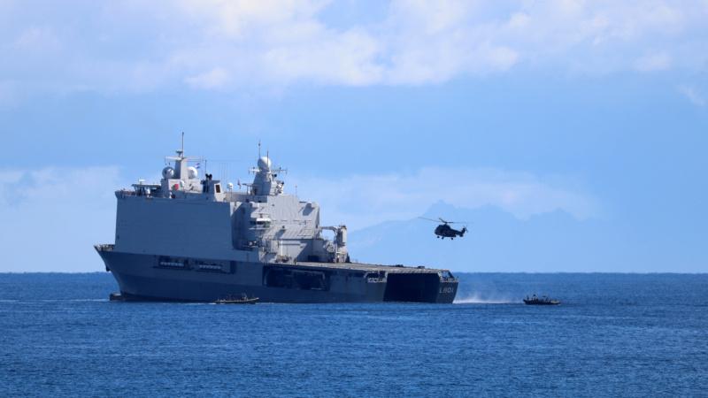 [Les Ports Militaires de Métropole] Toulon Exercice Dynamic Mariner 20 Img_3517